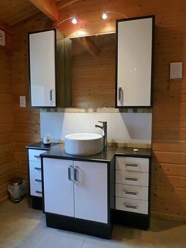 Bulrush Bathroom at Dacre Park, Brandesburton