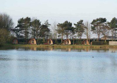 Camping Pods at Dacre Park, Brandesburton