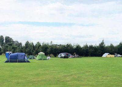 Campsite at Dacre Park Brandesburton