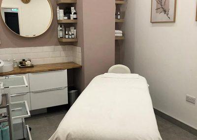Beauty Within Salon, Brandesburton treatment room