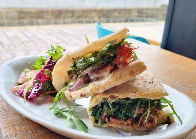Sandwich at Berts, Dacre Park, Brandesburton
